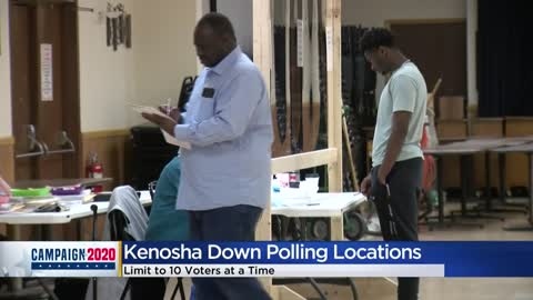 Kenosha and Racine Counties take steps to keep voters healthy